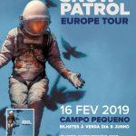 Snow Patrol com concerto marcado para o Campo Pequeno em 2019