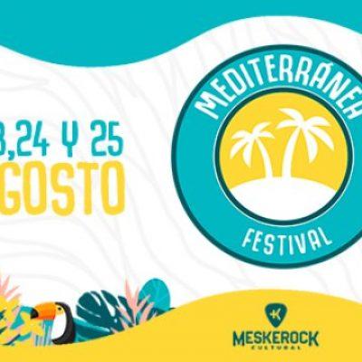 Mediterránea Festival 2018 em Valência com Sidonie, Beret e Dorian