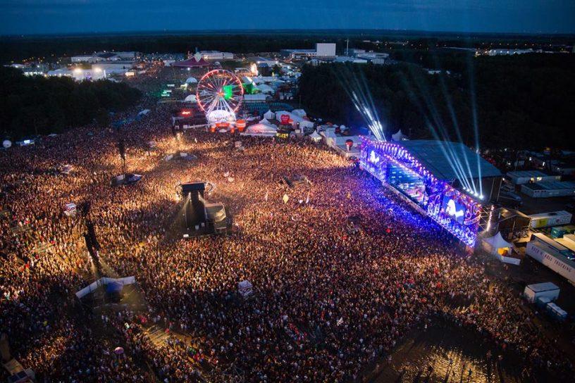Pol And Rock 2018: Woodstock Festival grátis com Judas