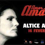 Amar Amália Rodrigues na Altice Arena para assinalar 20 anos de Saudade
