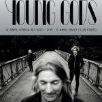 The Young Gods com concertos em 2019 em Lisboa e Porto