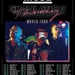 """Muse apresentam """"Simulation Theory"""" em concerto em Portugal em 2019"""