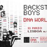 Backstreet Boys apresentam o DNA na Altice Arena em 2019