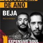 Passagem de Ano 2018/2019 em Beja com os Expensive Soul