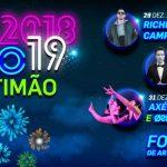 Passagem de Ano 2018/2019 em Portimão com Richie Campbell, David Fonseca e Axé Brasil