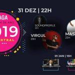 Passagem de Ano 2018/2019 em Braga com Mastiksoul e Virgul