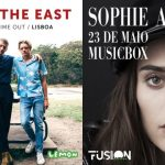 Sons Of the East e Sophie Auster confirmados no Fusion Arts Fest 2019