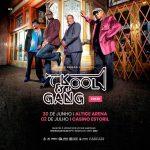 Kool & The Gang celebram 50 anos de carreira em 2019 com dois concertos em Portugal