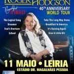 Roger Hodgson (Supertramp) e Xutos & Pontapés com concertos marcados para o Estádio de Leiria
