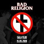 Bad Religion estreiam em Lisboa no dia 15 de Maio na sala Tejo da Altice Arena