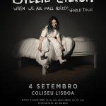 Billie Eilish com concerto no dia 4 de Setembro no Coliseu de Lisboa