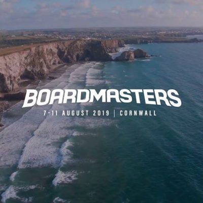 Festival Boardmasters 2019 foi cancelado devido às condições meteorológicas