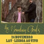 "The Mountain Goats apresentam ""In League With Dragons"" dia 24 de novembro em Lisboa"