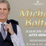 """Michael Bolton regressa a Portugal para apresentar """"A Symphony of Hits"""""""
