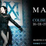 Digressão Madame X de Madonna com concertos confirmados em Lisboa em 2020
