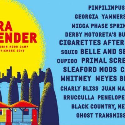 Primavera Weekender 2019 em Benidorm apresenta 37 artistas em dois dias