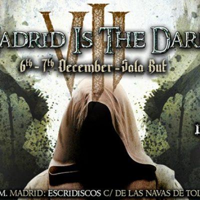 Festival Madrid is the Dark 2019 com Paradise Lost, Alcest, The Gathering, Borknagar