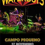 The Waterboys regressam a Portugal em 2019 para um concerto no Campo Pequeno