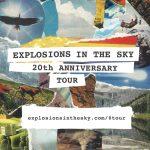 Tour dos 20 anos dos Explosions in the Sky com passagem por Lisboa