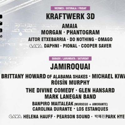 Festival BIME Live 2019 com Kraftwerk 3d e Jamiroquai