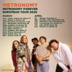 """Metronomy apresentam """"Metronomy Forever"""" no Coliseu de Lisboa (adiado)"""