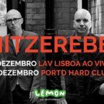 Nitzer Ebb com concertos em dezembro no Lisboa ao Vivo e no Hard Club