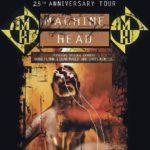 """Tour """"Burn My Eyes"""" dos Machine Head nos Coliseus em março (cancelado)"""