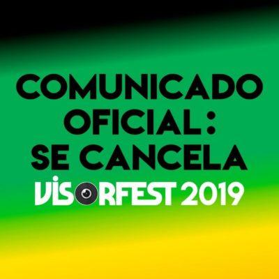 Visor Fest 2019 Benidorm foi cancelado devido ao mau tempo