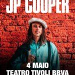 JP Cooper estreia-se em Portugal em maio no Teatro Tivoli BBVA (adiado para novembro)