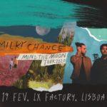 """Milky Chance regressam a Portugal com """"Mind The Moon"""" em Fevereiro"""