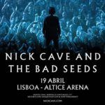 Nick Cave and The Bad Seeds adiam concerto em Lisboa devido ao COVID-19