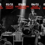 Banda brasileira de rap rock Planet Hemp com concertos em Lisboa e no Porto