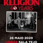 Bad Religion apresentam concerto dos 40 anos em Lisboa em 2020 (adiado para 2022)