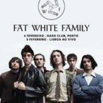 Fat White Family regressam a Portugal em 2020 para concertos no Porto e Lisboa