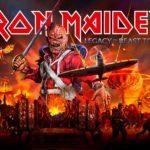 Iron Maiden confirmaram concerto no Estádio Nacional no dia 23 de julho de 2020
