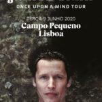 James Blunt regressa a Portugal para um concerto no Campo Pequeno