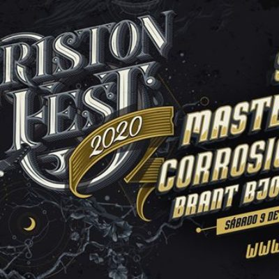 Kristonfest 2020 em Madrid com Swans, Masters of Reality e Corrosion of Conformity