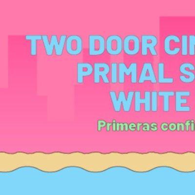 Low Festival 2020 em Benidorm com Two Door Cinema Club, Primal Scream, White Lies