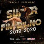 Super Fim D´Ano Pacha Ofir 2020 com Piruka, Jimmy P e vários Djs internacionais