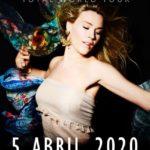 Joss Stone regressa a Portugal em 2020 para concerto no Pavilhão Rosa Mota