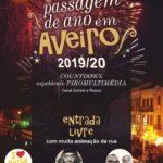 Passagem de Ano 2019/2020 em Aveiro com Mastiksoul e I Love Baile Funk