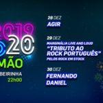Passagem de Ano 2019/2020 em Portimão com Agir, Fernando Daniel e Dança Balança