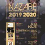 Passagem de Ano 2019/2020 na Nazaré com Resistência e Supa Squad