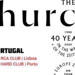 Concertos dos 40 anos dos The Church em Maio em Lisboa e no Porto