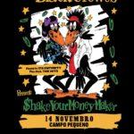 The Black Crowes apresentam Shake Your Money Maker no Campo Pequeno