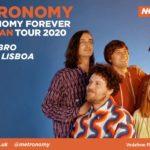 Concerto dos Metronomy no Coliseu de Lisboa reagendado para 7 de setembro (adiado para 2021)