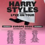 Harry Styles dos One Direction adiou concerto em Lisboa para 2021