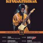Michael Kiwanuka adia para outubro concertos no Campo Pequeno e no Pavilhão Rosa Mota