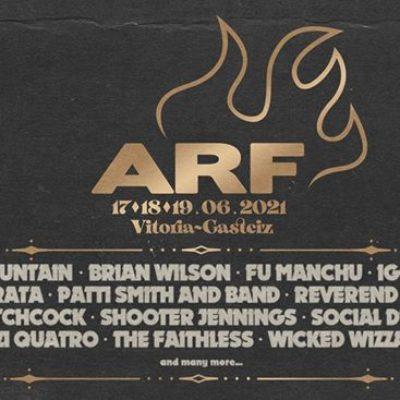 Azkena Rock Festival ARF 2020 foi adiado para 2021 e já confirmou vários nomes