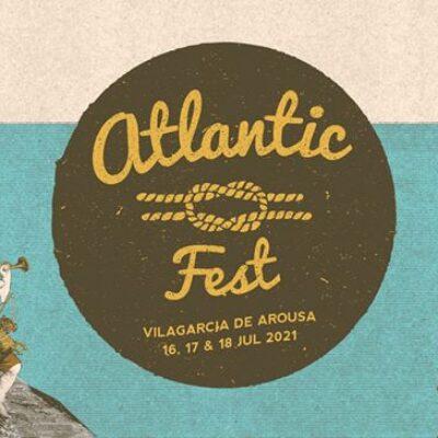 Atlantic Fest 2020 na Ilha de Arousa adiado para julho de 2021